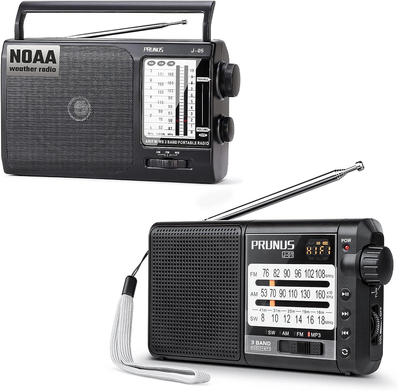 PRUNUS online shopping J-01 OFFicial site AM FM Radio Transistor Shortwave Portable RadiosPRU
