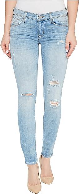 Krista Ankle Super Skinny Five-Pocket Jeans in Karma