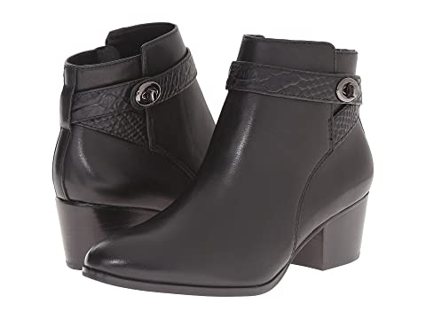 Womens Boots COACH Patricia Chestnut/Black
