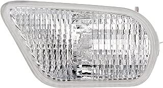 Depo 335-1607R-AF Chevrolet Express//GMC Savana Passenger Side Replacement Parking//Signal Light Unit NSF Certified