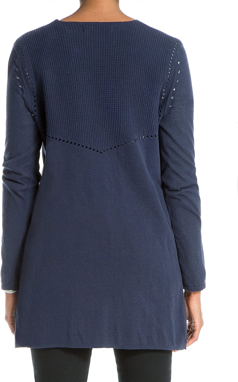 Max Studio London Womens V-Neck Cardigan Sweater
