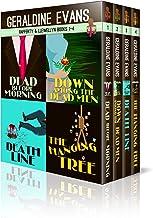 Rafferty & Llewellyn Series Boxed Set: Books 1 To 4: British Mystery Series (Rafferty & Llewellyn British Mysteryseries)