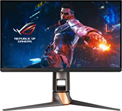 "ASUS ROG Swift 360Hz PG259QN 24.5"" HDR Gaming Monitor, 1080P Full HD, Fast IPS, 1ms, G-SYNC, ULMB, Eye Care, HDMI DisplayP..."