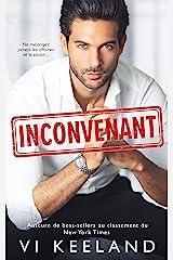 Inconvenant Format Kindle