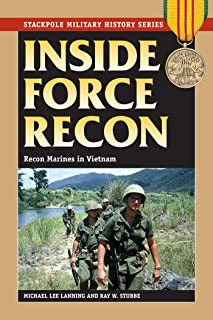 Inside Force Recon: Recon Marines in Vietnam (Stackpole Military History Series)