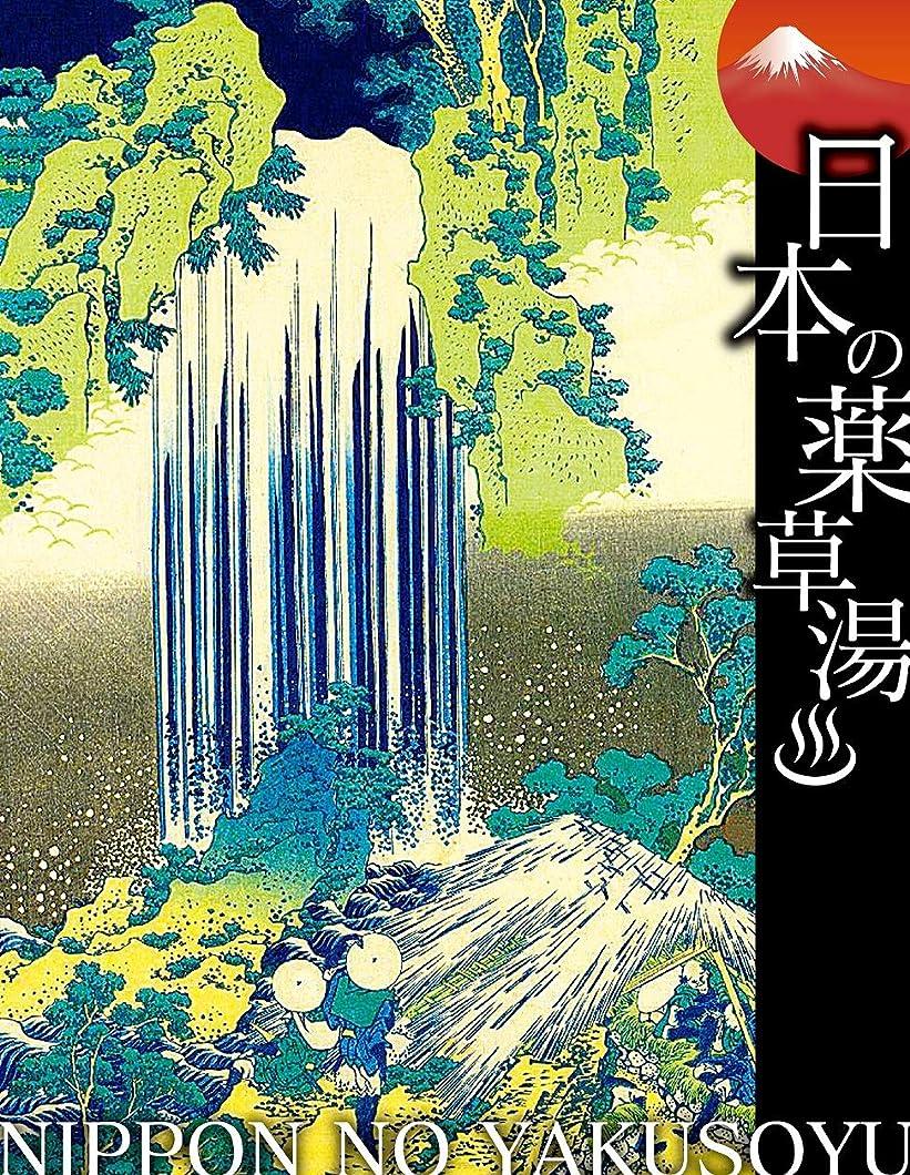 干渉するソケット寄生虫日本の薬草湯 美濃ノ国養老の瀧(諸国瀧廻り)