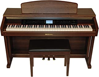 Suzuki Musical Instrument Corporation, 88-Key Acoustic Piano