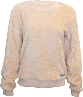 Comfy Fleece Crew Neck Pullover