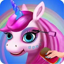Rainbow Pony Princess Unicorn Beauty Makeover