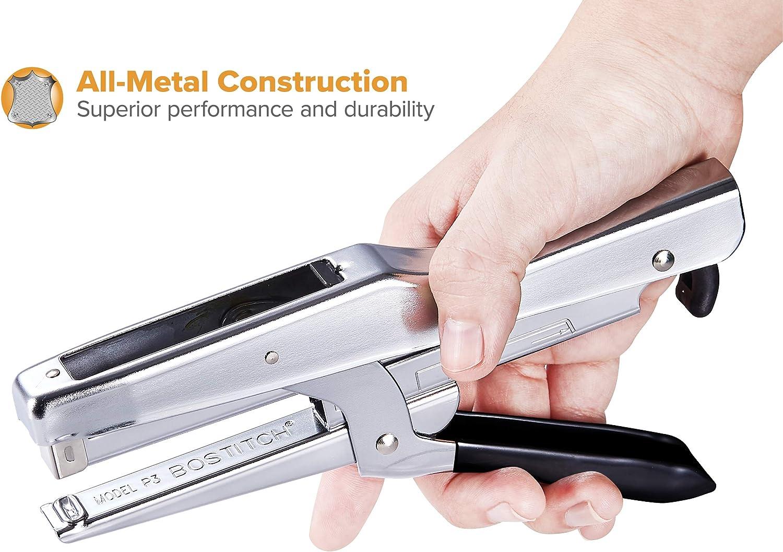 Chrome Plier Stapler
