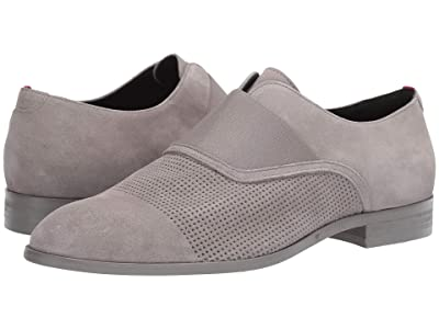 BOSS Hugo Boss Smart Slip-On by HUGO (Light Grey) Men