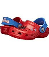 Crocs Kids - Classic Spider-Man™ Clog (Toddler/Little Kid)