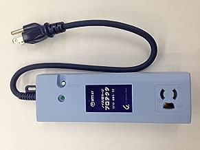 コトヴェール ノイズ・雷サージプロテクタ 抜けにくい3極タイプ SFU-005-3C 電磁パルス バーストノイズ対策