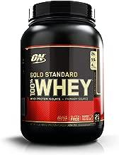 OPTIMUM NUTRITION GOLD STANDARD 100% Whey Protein Powder, Double Rich Chocolate, 2 Pound