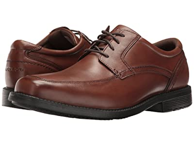 Rockport Style Leader 2 Apron Toe (Truffle Tan) Men