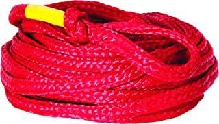 """Proline Towable Tube Rope Width/Float, 60'3/8"""", Red"""