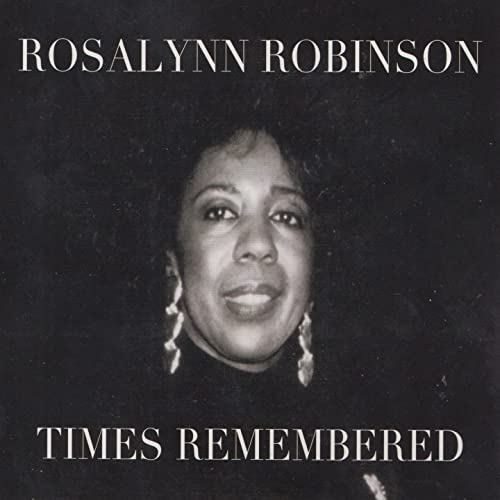 Image result for Rosalynn Robinson - Times Remembered