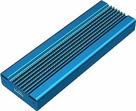Disco duro externo delgado, disco duro externo portátil, compatible con PC, portátil y Mac (2TB, azul)