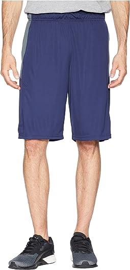 Energy Knit-Mesh Shorts