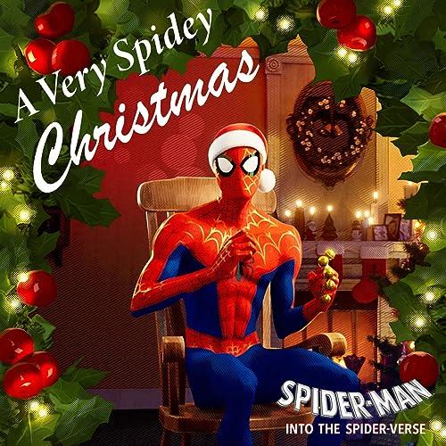 Spiderman Christmas.A Very Spidey Christmas
