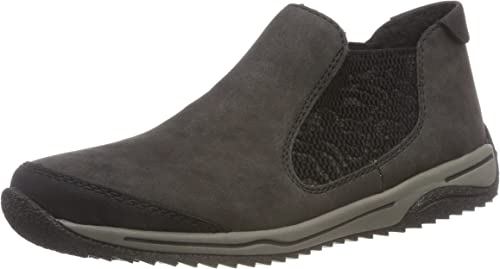 Rieker L5294, botas Chelsea para mujer