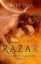Razar: An Alien Shape Shifter Romance (The Mating Games series Book 1)