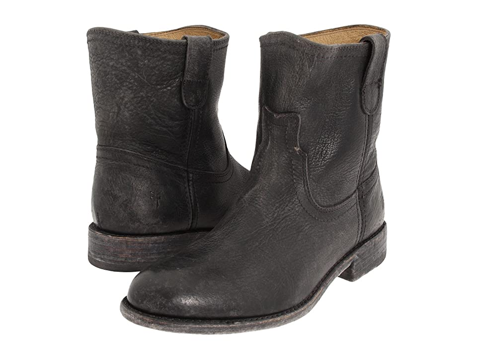 Frye Jayden Roper (Black Stone Antiqued) Women