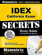 IDEX California Exam Secrets Study Guide: IDEX Test Review for the California Interior Design Examination