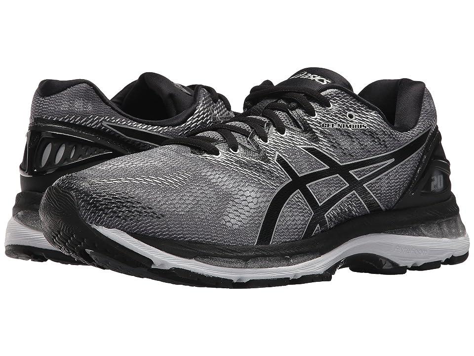 ASICS GEL-Nimbus(r) 20 (Carbon/Black/Silver) Men