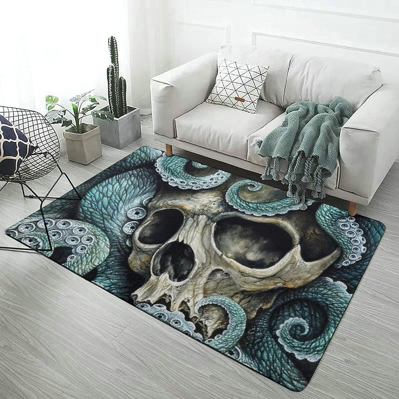 Portland Mall Direct stock discount Area Rugs Carpet 4x6 Feet Washable Comfy Machine Non-Slip Cozy