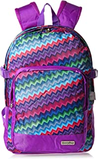 First Kid Everyday School Backpack for Girls - Multi Color