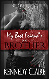 My Best Friend's Brother: A Love Story (A Bashir Family Romance Book 1)