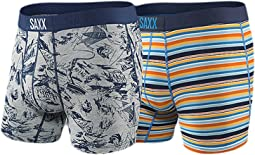 Vibe Boxer Brief 2-Pack