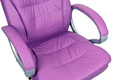 Silla cómoda del ordenador de oficina de Giosedio BSU, cuero, silla de oficina elegante