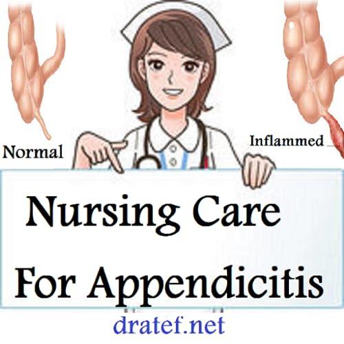 Nursing Care For Appendicitis