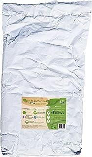 l'herbe Haute ® Terre de Diatomée Blanche Alimentaire - 10 kg Sac - Utilisable en Agriculture Biologique - Origine Naturel...