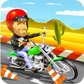 Star Motorbike Highway Attack  Race
