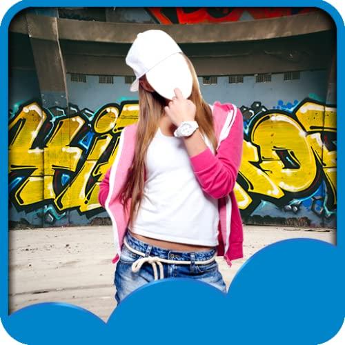 Hip Hop Mädchen Foto Editor