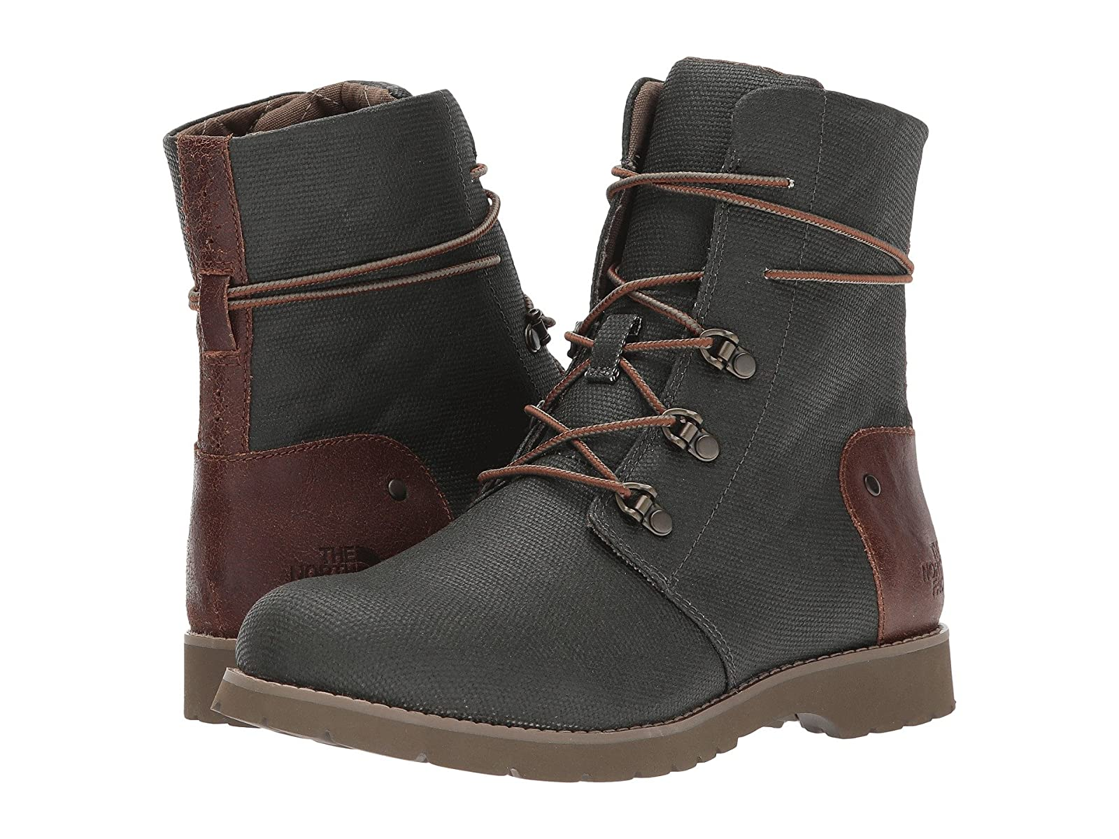 The North Face Ballard Lace II Coated CanvasEconomical and quality shoes