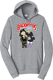 Best backwoods rick and morty hoodie Reviews
