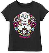 Disney Coco Remember Me T-Shirt for Girls Multi