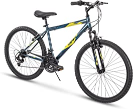 Huffy Bicycle Company Huffy Hardtail Mountain Bike, Summit Ridge 24-26 inch 21-Speed, Lightweight - 76808