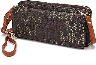 MKF Collection Crossbody Handytaschen für Frauen Schulter Handy Geldbörse Geldbörse
