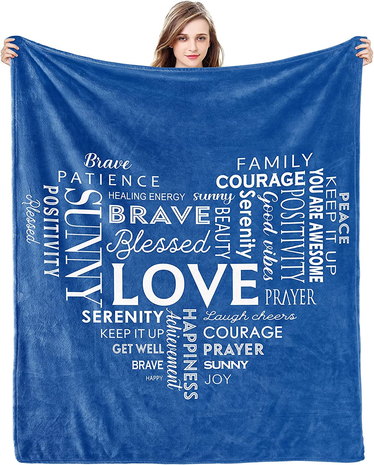 Healing Thoughts Throw Washington Mall Blanket Get Wo for Max 54% OFF Soon Well Gift