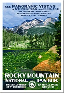 Best poster rocky mountains Reviews