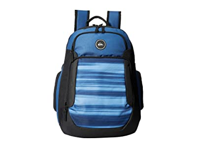Quiksilver Shutter Backpack (True Navy) Backpack Bags
