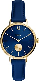 Fossil Kalya Three-Hand Leather Watch - ES5042