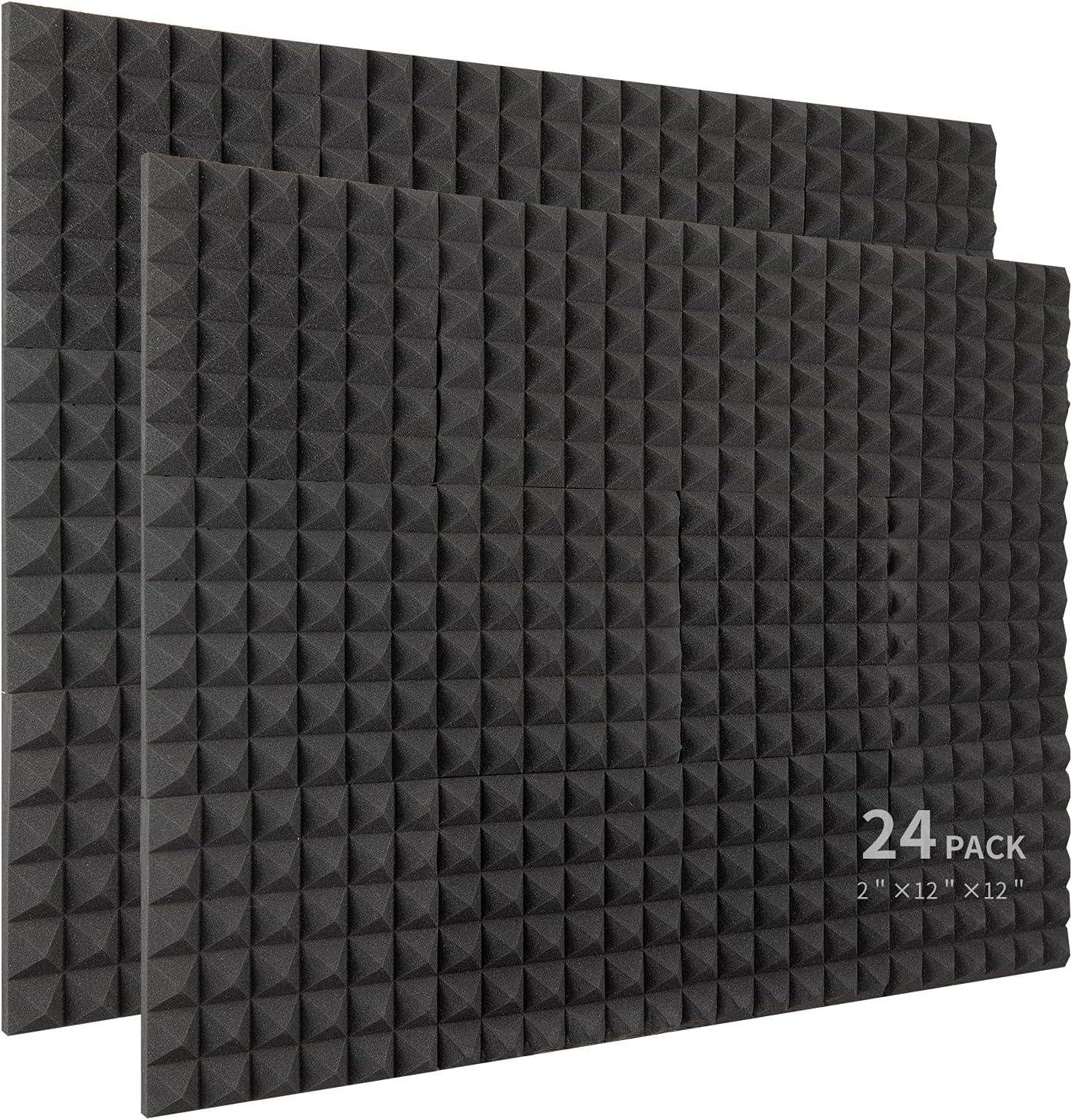 Acoustic Foam Panels 2