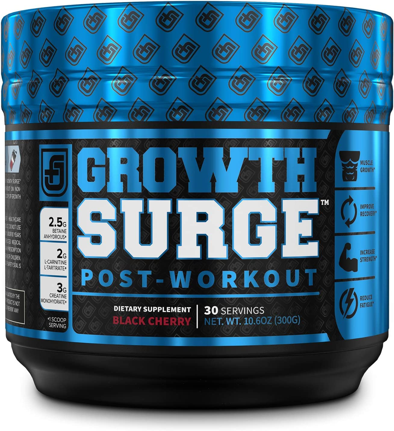 Growth Surge Post Workout Max 80% OFF Muscle Creatine Deluxe Builder with Betaine