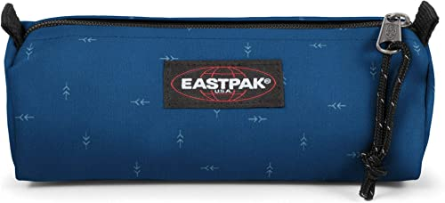 Eastpak Benchmark Single Trousse, 21 cm, Bleu (Tribe Arrows)